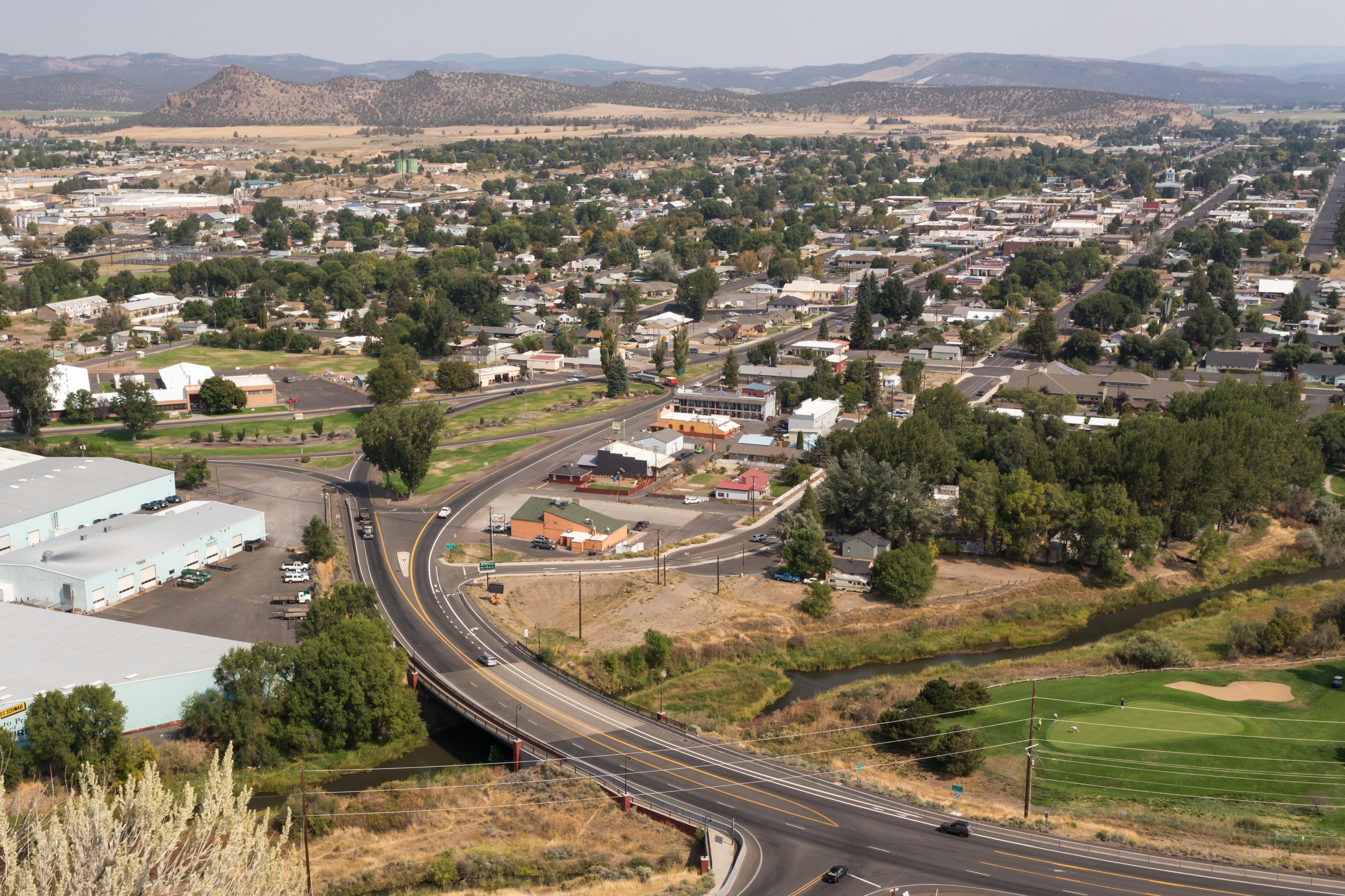 Prineville, Oregon